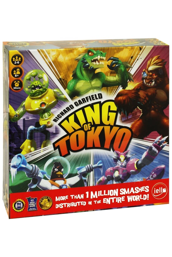 King Of Tokyo: Second Edition ...
