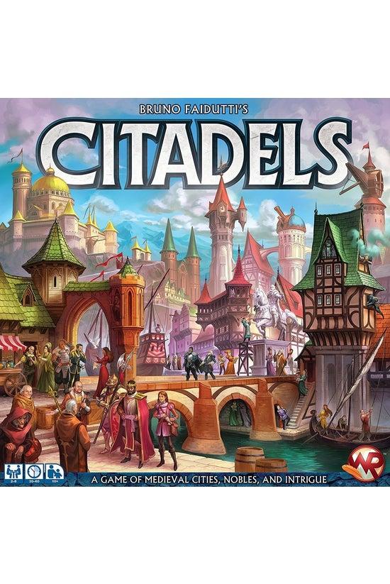 Citadels Card Game: Deluxe Edi...