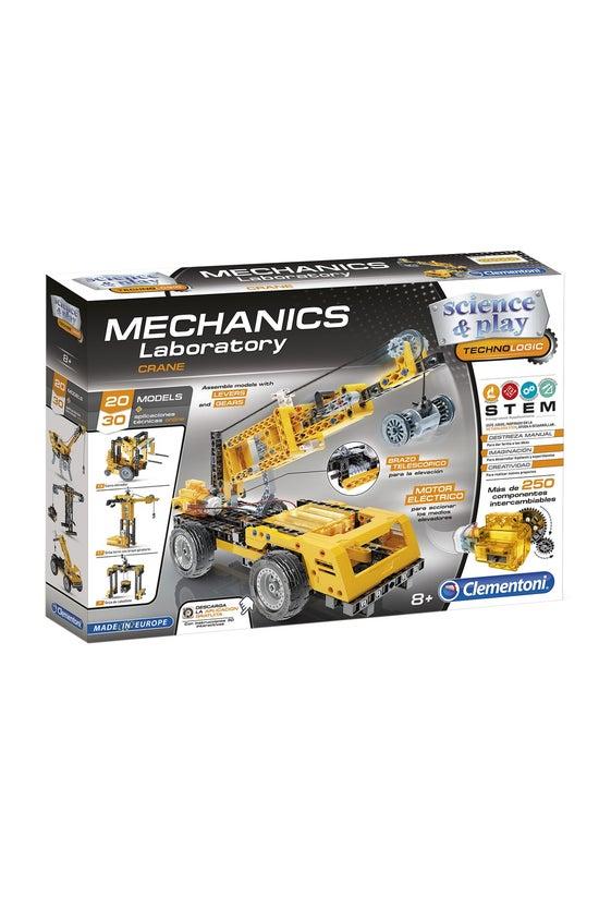 Mechanics Lab Cranes And Lifti...