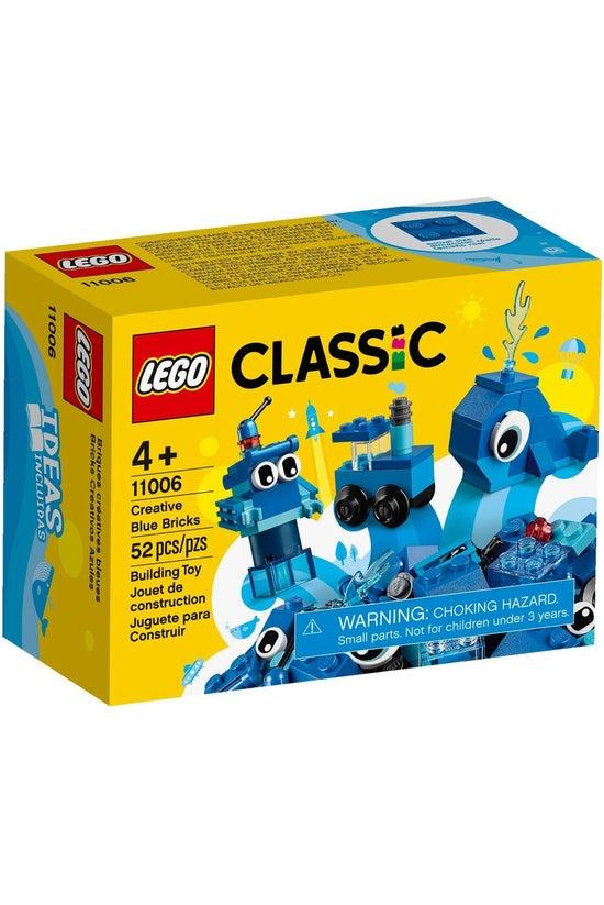 Lego Classic: Creative Blue Br...