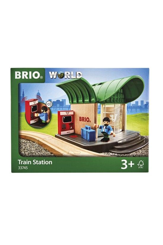 Brio World: Train Station