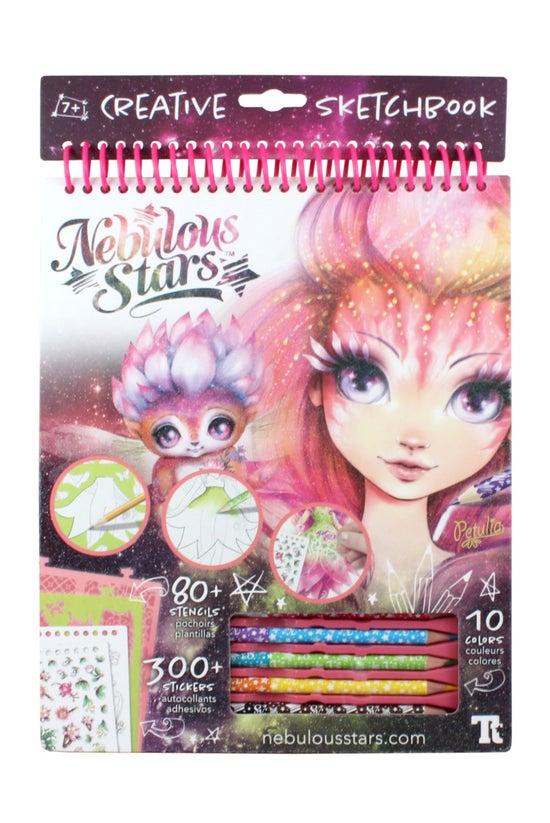 Nebulous Stars: Petulia Sketch...