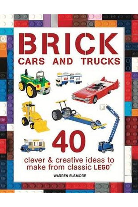 Brick Cars And Trucks