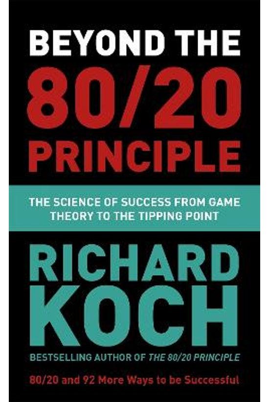 Beyond The 80/20 Principle