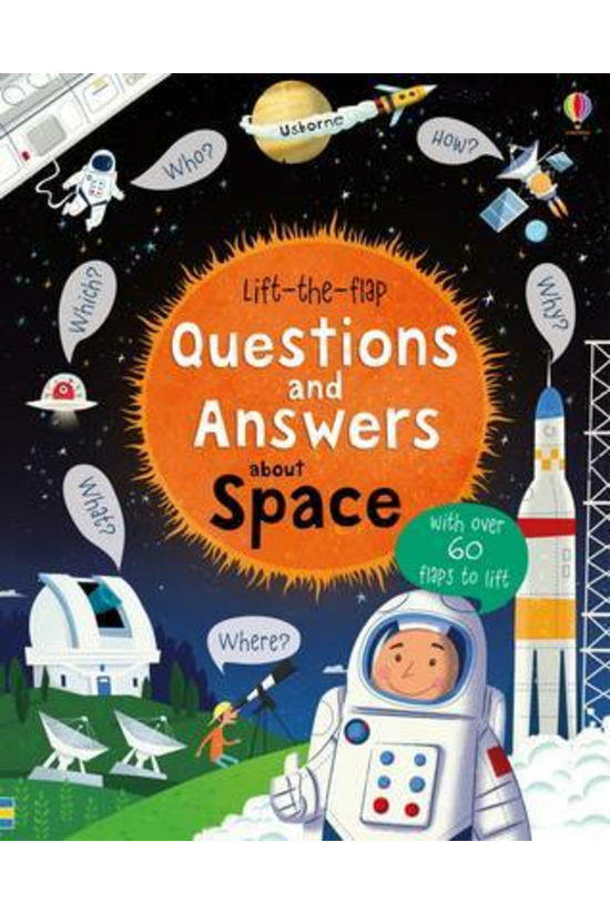 Lift-the-flap Questions And An...