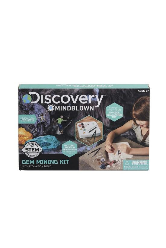 Discovery #mindblown Gem Minin...
