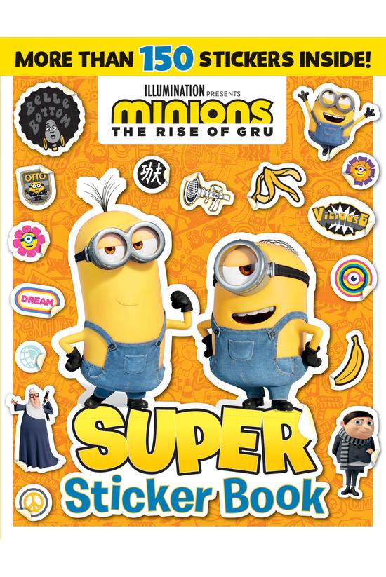 Minions The Rise Of Gru: Super...