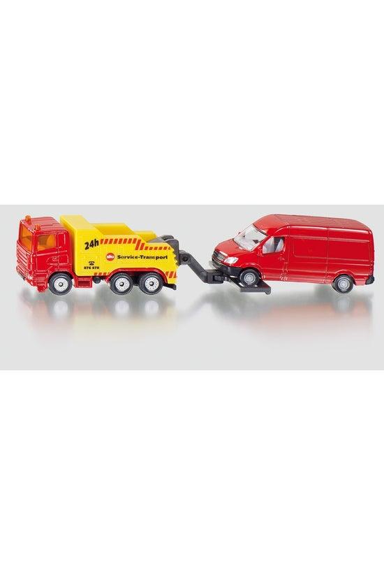 1667: Siku Breakdown Truck Wit...
