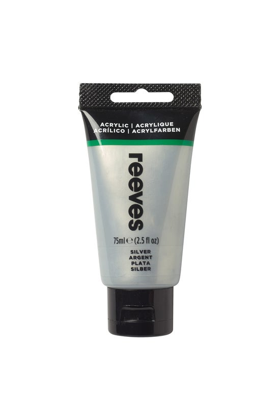 Reeves Fine Acrylic Paint 75ml...