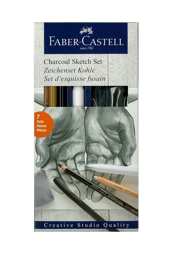 Faber-castell Charcoal Sketch ...