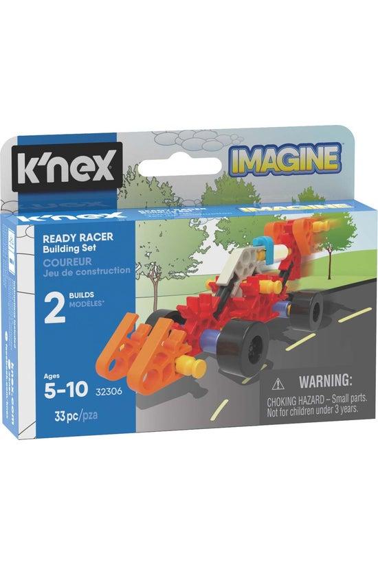 K'nex Imagine Ready Racer Buil...