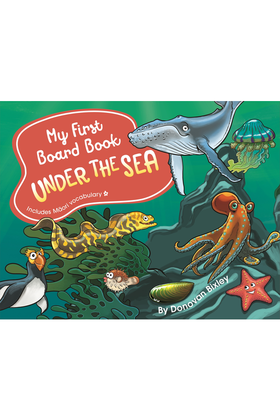 My First Board Book: Under The...