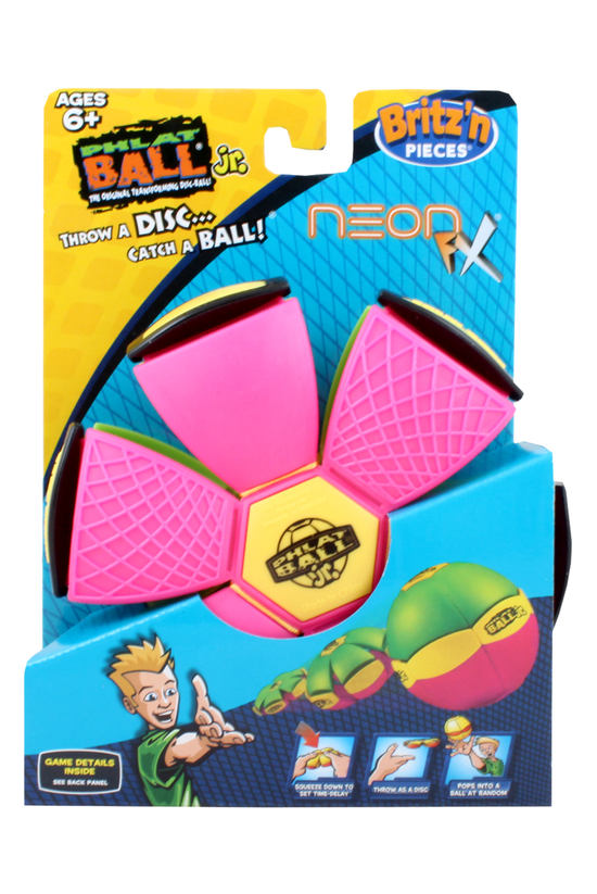 Phlat Ball Junior Neon Fx Asso...