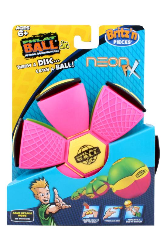 Phlat Ball Junior Neon Fx Asso...