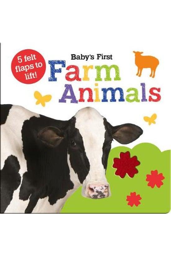 Baby's First Farm Animals