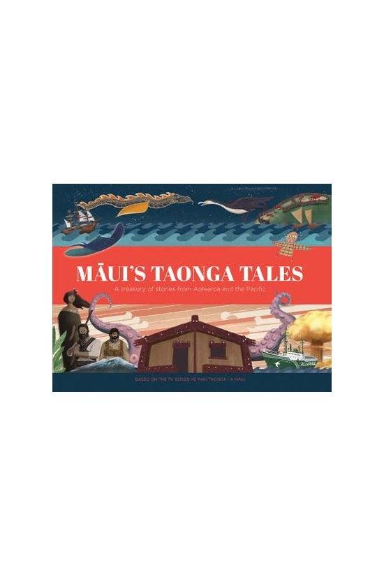 Maui's Taonga Tales