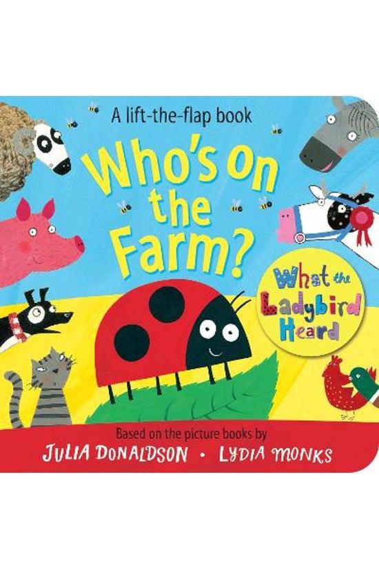 What Ladybird Heard: Whos On T...