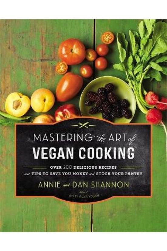 Mastering The Art Of Vegan Coo...