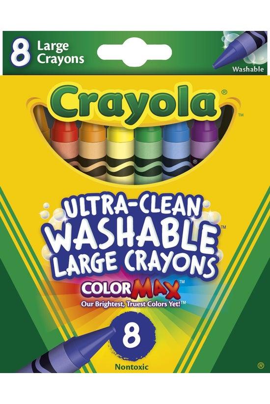 Crayola Crayons Washable Large...