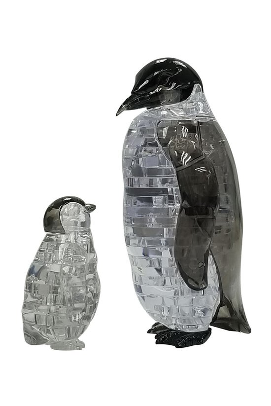 Crystal Puzzle Penguin & B...