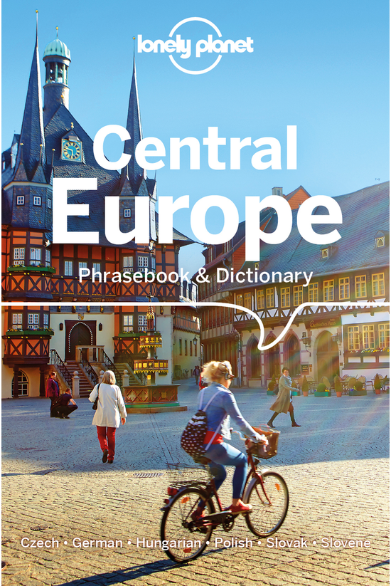 Lonely Planet Central Europe P...