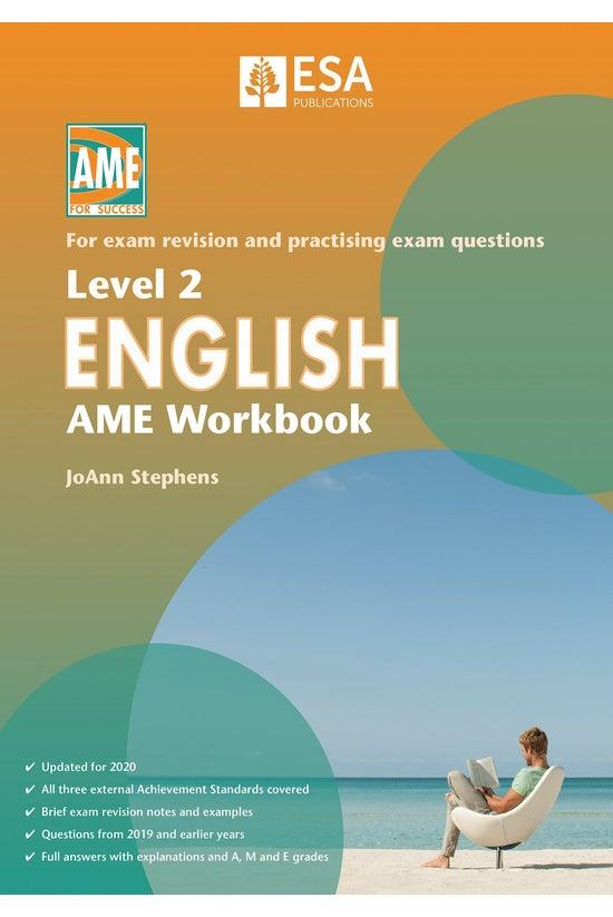 Ncea Level 2 English Ame Workb...
