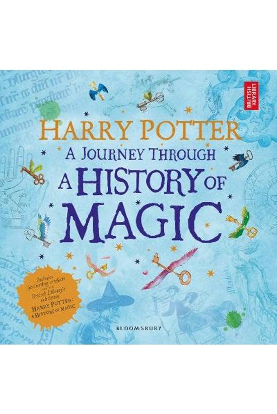 Harry Potter - A Journey Throu...