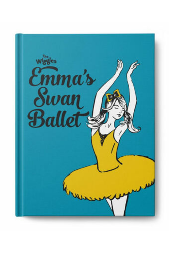 The Wiggles Emma!: Emma's Swan...