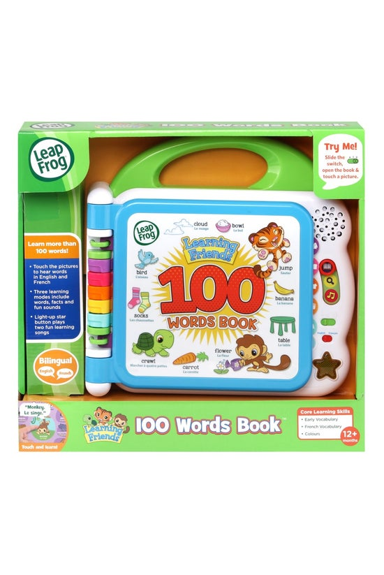 Leapfrog Learning Friends 100 ...