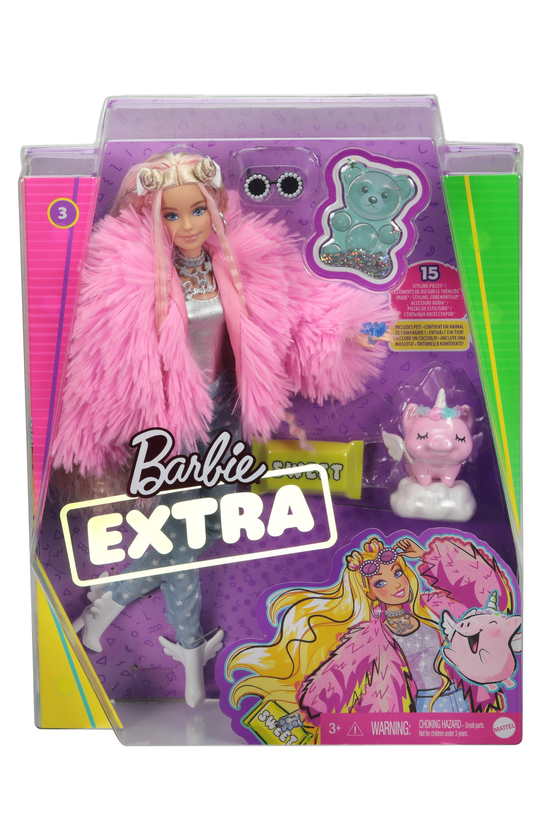 Barbie Extra Doll Assorted