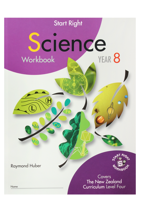 Start Right Year 8 Science Wor...