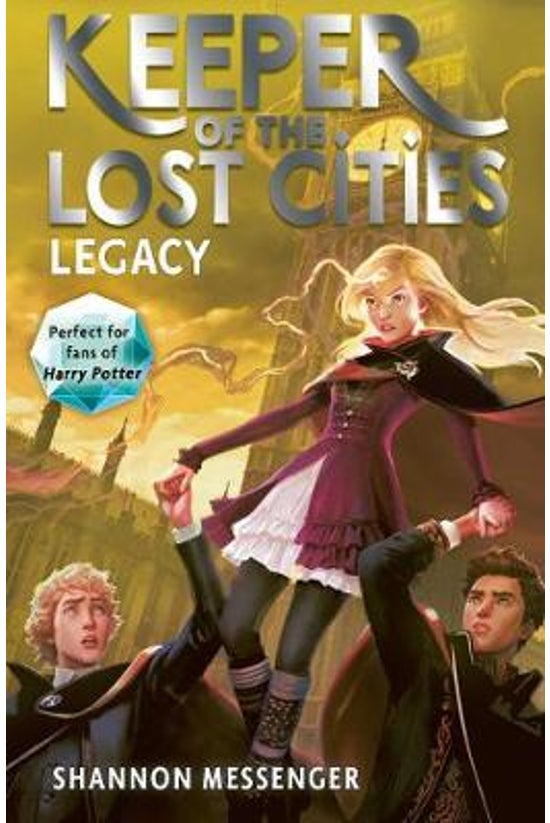 Keeper Of The Lost Cities #08:...