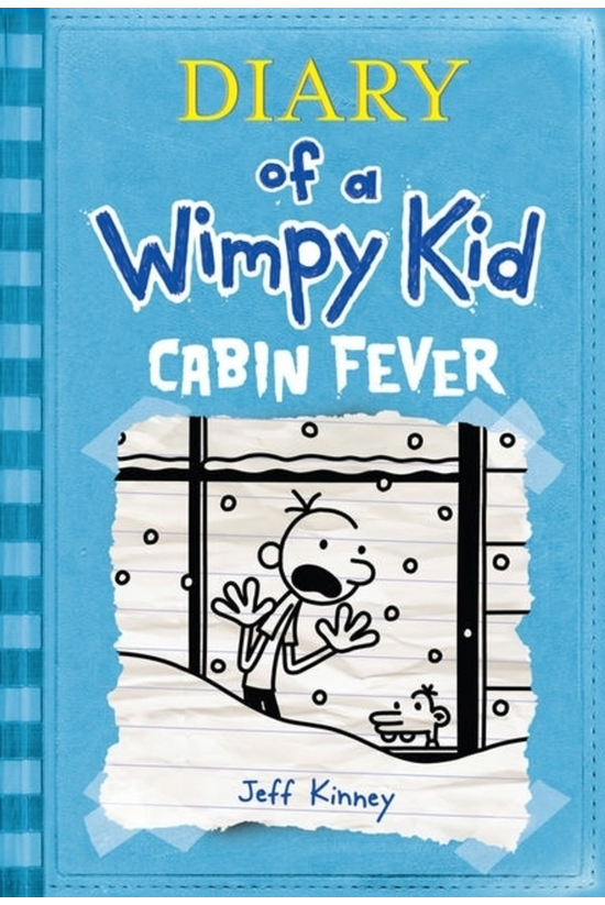 Diary Of A Wimpy Kid #06: Cabi...