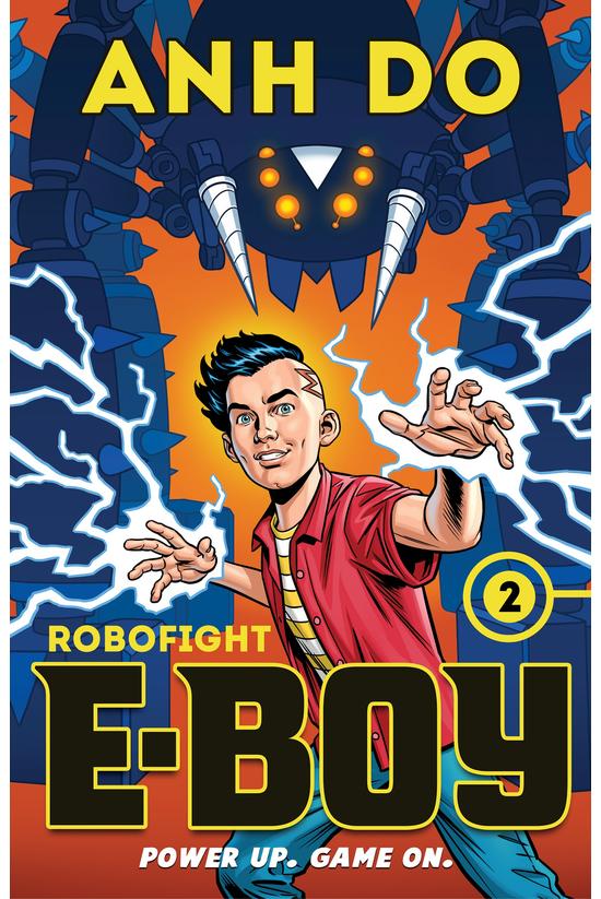 E-boy #02: Robofight