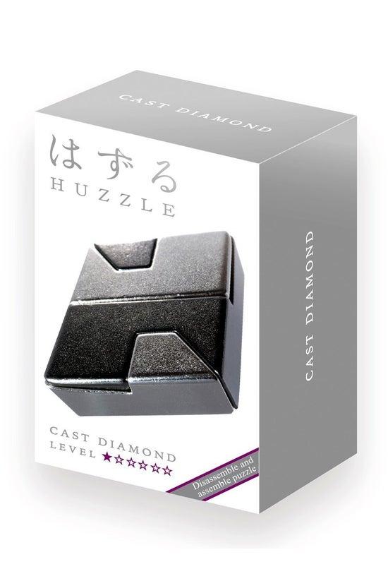 Huzzle Puzzle Cast Diamond Puz...