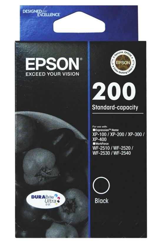 Epson Ink Cartidge 200 Black