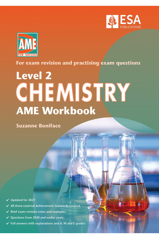 Ncea Level 2 Chemistry Ame Wor...