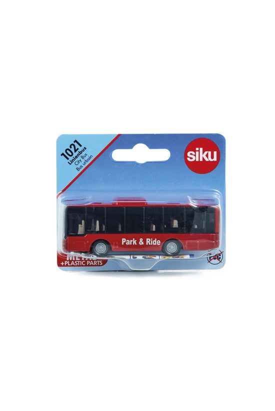 Siku City Bus