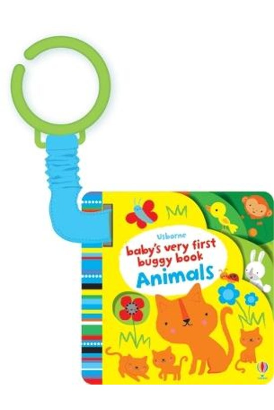 Baby's Very First Buggy Book A...