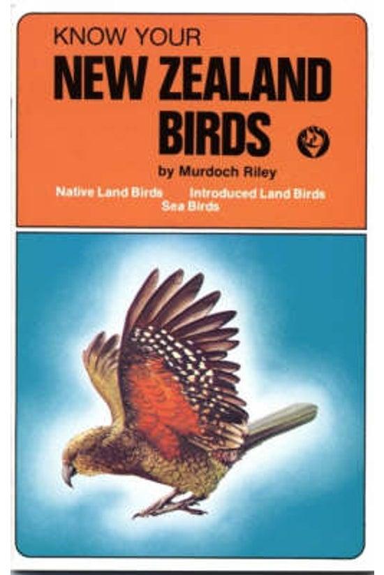 Know Your New Zealand Birds