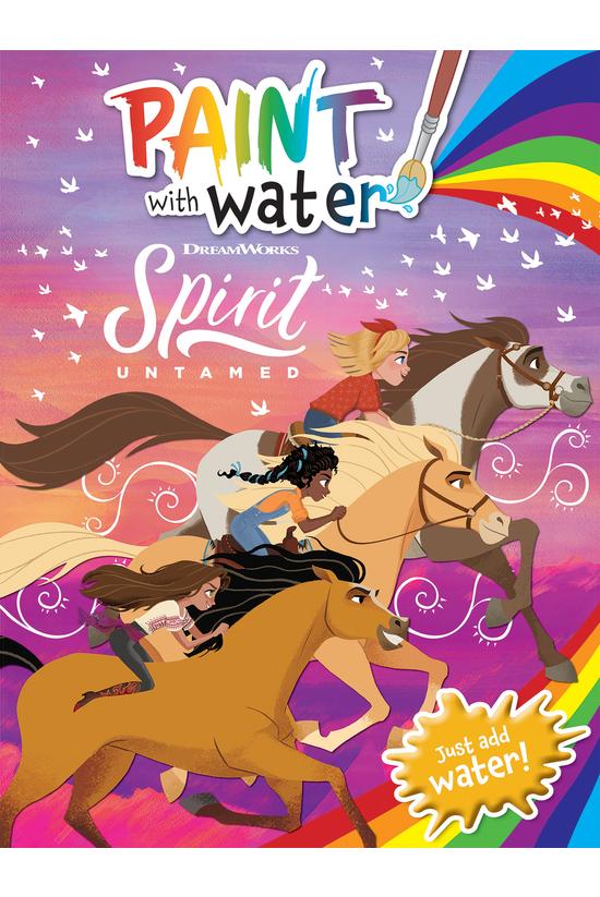 Spirit Untamed: Paint With Wat...