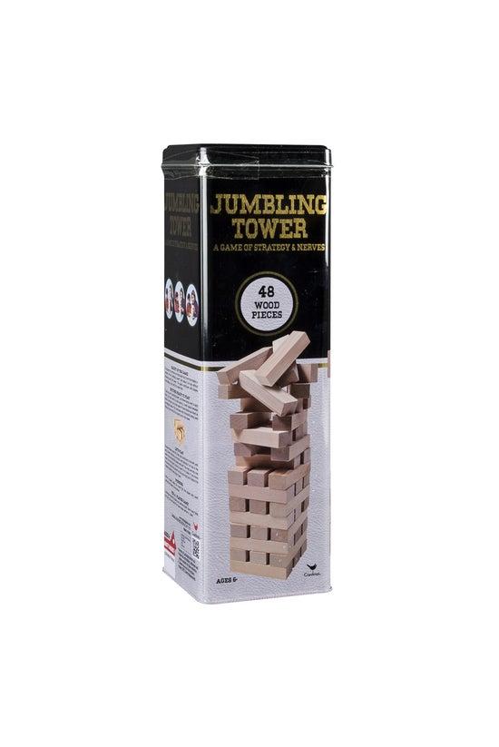 Classic Games: Wood Tumbling T...