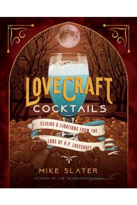 Lovecraft Cocktails