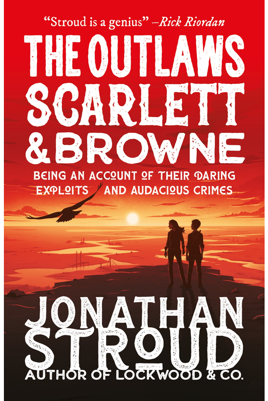 The Outlaws Scarlett And Brown...