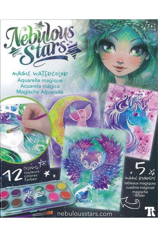 Nebulous Stars: Magic Watercol...