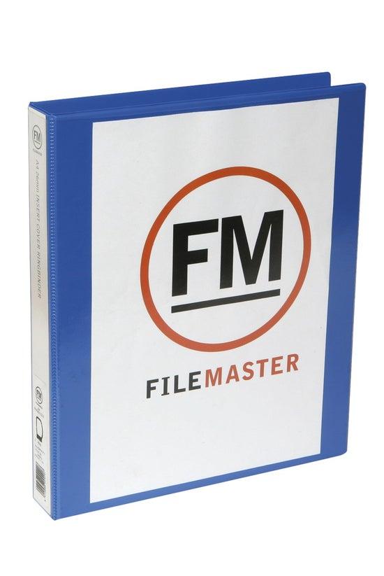 Fm Overlay Ringbinder A4 2/26 ...
