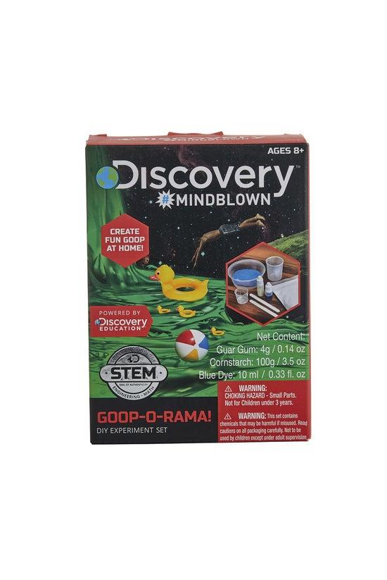 Discovery #mindblown Goop-o-ra...