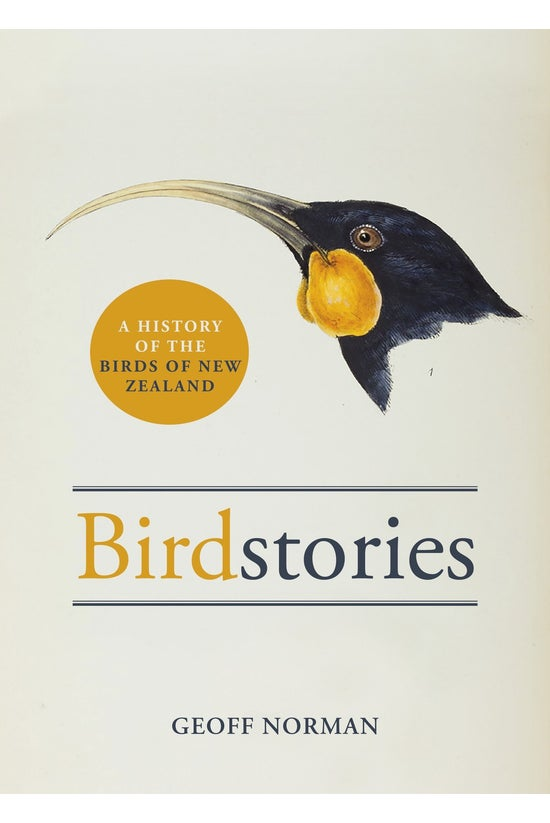 Birdstories: A History Of The ...