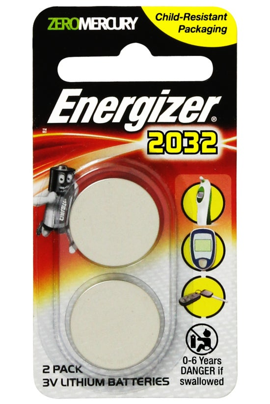 Energizer Lithium Coin 3v Cr20...