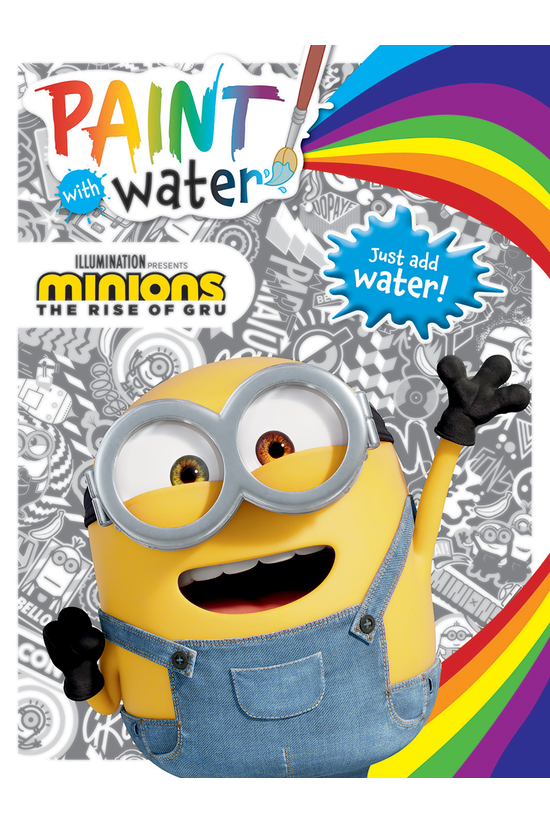 Minions The Rise Of Gru: Paint...